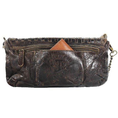 Billy Chocolat the Billy Women's Kid Clutch the g8Sgqx0