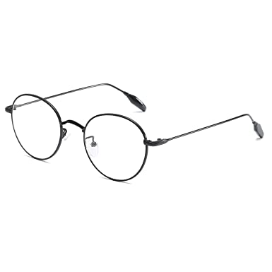 77be729ffac CVOO New Grade Eyewear Frames Eye Glasses Frames For Women Men Spectacle Frame  Ladies Degree Optical Computer Eyeglasses Frame Women  Amazon.co.uk   Clothing