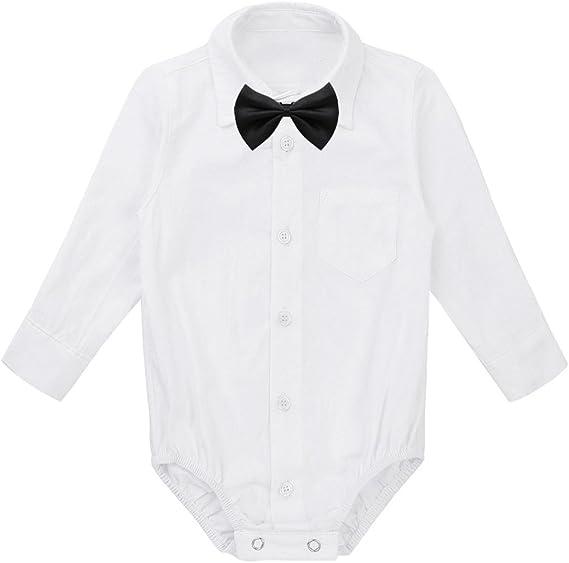 Baptême bébé garçon costume baby boy blanc baptême set toddler coton vêtements