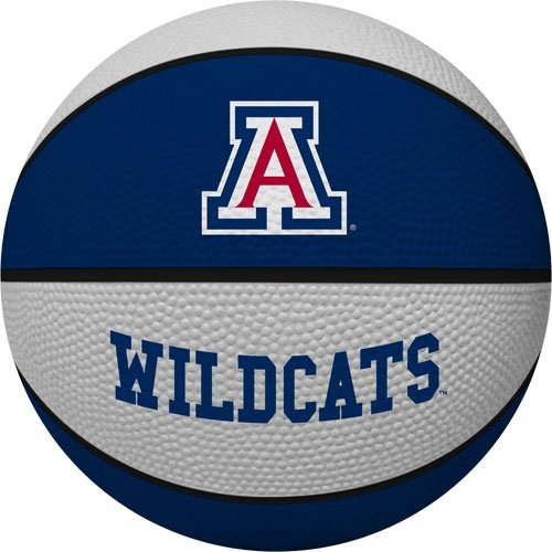 Basketball Collegiate Pacific (NCAA Arizona Wildcats Alley Oop Dunk Basketball by Rawlings)