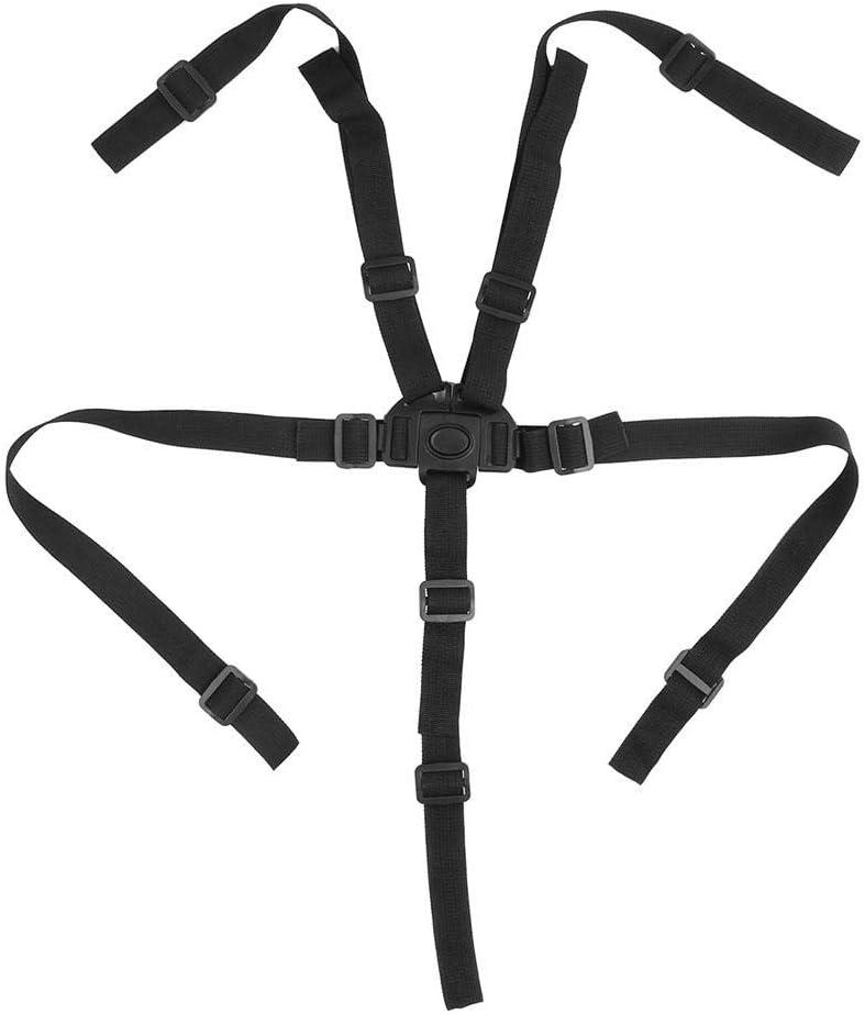 UTV kit de harnais de ceinture de s/écurit/é /à 2 points pour kart Ceinture de s/écurit/é universelle /à deux points HugeAuto poussettes paquet de 2 noir