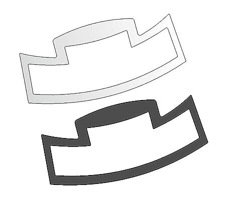 S80 /& E6 E60 E8 E80 Tassenablage Tassenplattform 3 x Schutzfolie für Jura S8