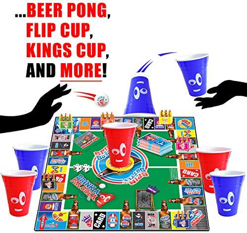 517azhKZHIL - Drink-A-Palooza Board Game