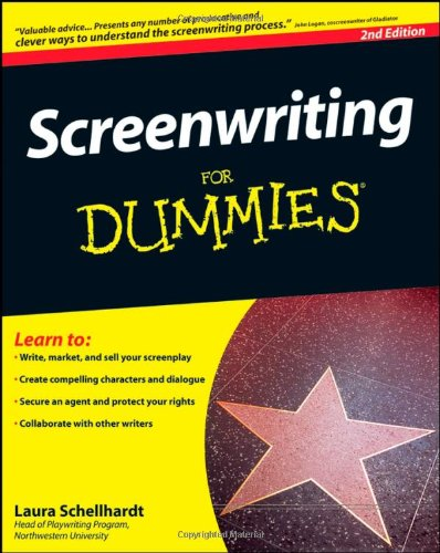 Screenwriting For Dummies [Laura Schellhardt] (Tapa Blanda)