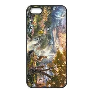 Zheng caseZheng caseCool-Benz Beautiful scenery animal world Phone case for iPhone 4/4s