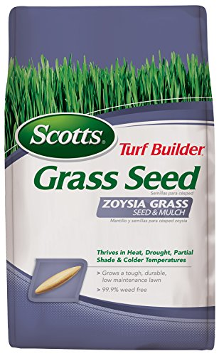 Scotts Turf Builder Zoysia Grass Seed & Mulch