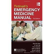 Tintinalli's Emergency Medicine Manual 7th Edition