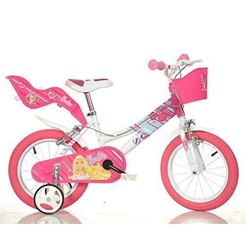 Cicli Ferrareis Bici Bimba/Bici Barbie/Bici 14/bicicletta da Bambina