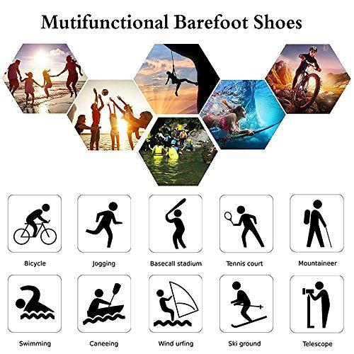 Mens Socks Quick Barefoot Shoes Water Womens Zebra for Surf Dive Aqua Beach RaBia Dry Swim and Yoga 4qExz