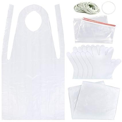 Amazon.com: Sntieecr Kit de teñido de corbata, incluye ...