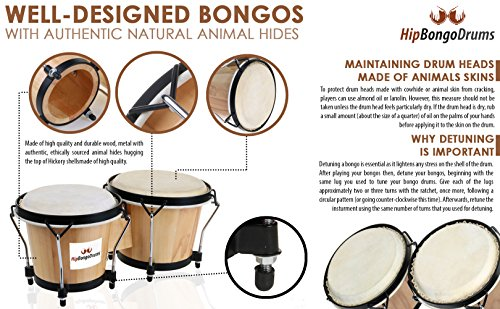 The 8 best bongo drums with strap