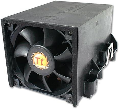 Thermaltake Silent BTX CL-P0191 - Ventilador de PC (Negro, 0,36 A, 1,02 kg, 92 x 86 x 75 mm): Amazon.es: Informática