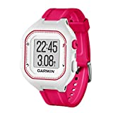 Garmin Forerunner 25 GPS Running Watch Pink White Size Small