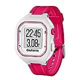 Garmin Forerunner 25 GPS Running Watch Pink White Size Small