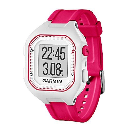 Garmin Forerunner 25 GPS Running Watch Pink White Size Small by Garmin