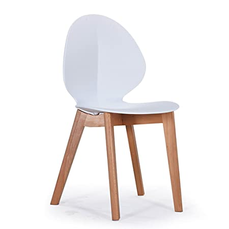 JCRNJSB® Modern Minimalist Fashion Dining Chair Creative Fashion Cafe  Tables And Chairs Plastic Restaurant Chair