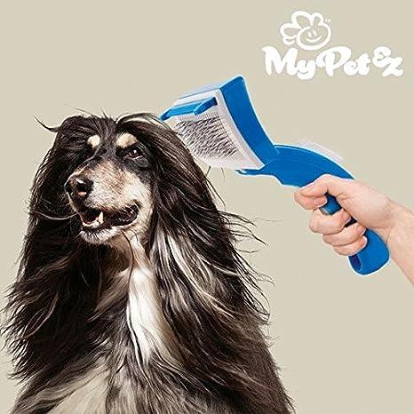 Cepillo quitapelos mascotas perros gatos
