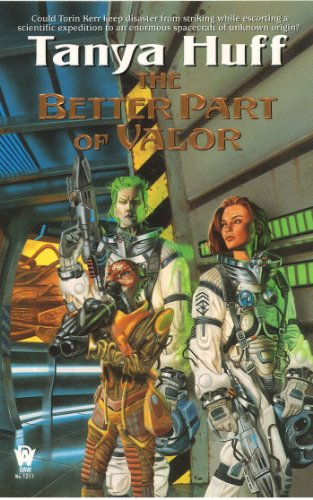 book cover of The Better Part of Valor