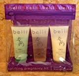Belli Uplifting Pregnancy Pampering 3 Piece Kit