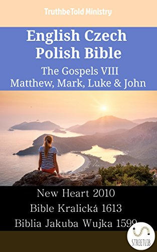 English Czech Polish Bible - The Gospels VIII - Matthew ...