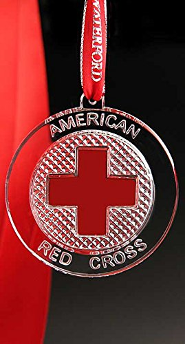 Red Cross Resilience Ornament - New