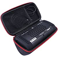 EVA Hard Case Travel Carrying Storage Bag for Oontz Angle 3 Plus Portable Wireless Speaker (for Oontz Angle3 Plus)