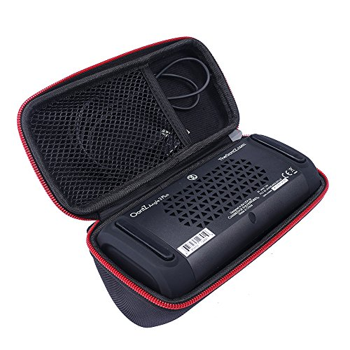 Hard Carry Bag Case for OontZ Angle 3 ULTRA / OontZ Angle 3 Plus Cambridge SoundWorks Portable Wireless Bluetooth Speaker Bag Protective Box (for Oontz Angle3 ULTRA /Plus)