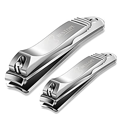BESTOPE Nail Clippers Set