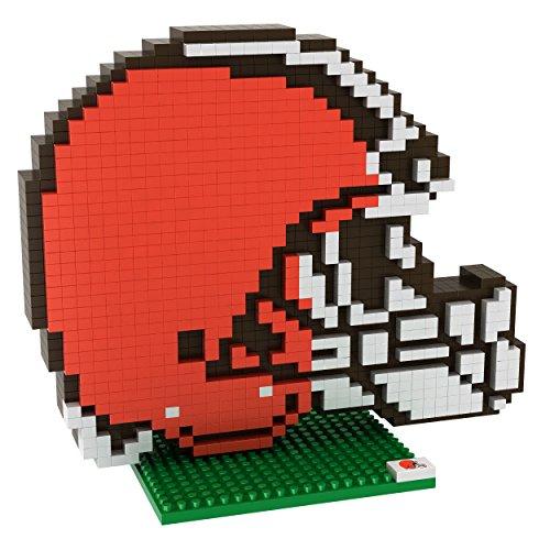 NFL Team BRXLZ 3D Logo Puzzle Set (Cleveland (Cleveland Indians Puzzle)