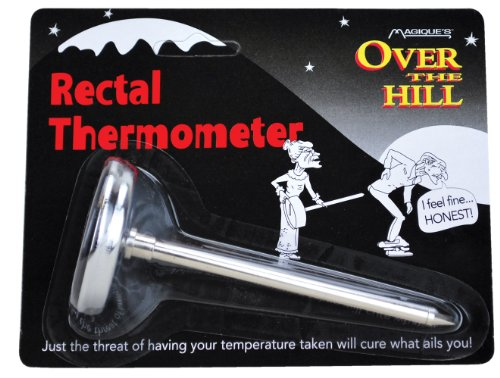 (Magique Over the Hill Rectal Thermometer)