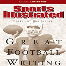 Great Football Writing Audiobook by Rob Fleder (editor) Narrated by Dennis Holland
