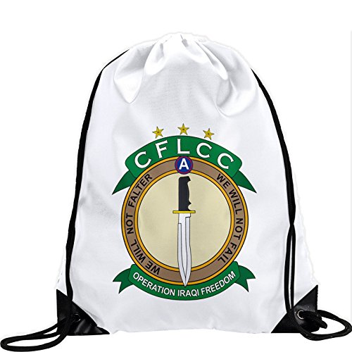 large-drawstring-bag-with-us-coalition-forces-land-component-cflcc-iraqi-freedom-long-lasting-vibran