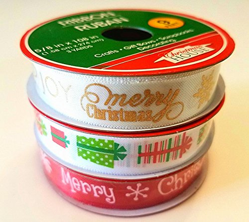 Christmas Ribbon Bundle