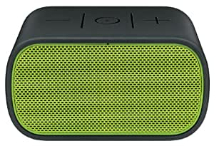 Logitech UE 984-000297 Mobile Boombox Bluetooth Speaker and Speakerphone (Yellow Grill/Black)