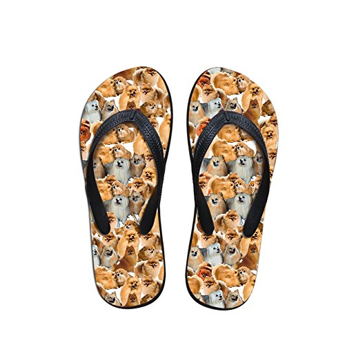 Shoes Girls Stylish Flops Slipper Dogs Beach Women¡¯s Teen V Pet Flip Nopersonality Pool nCqxPBw05p