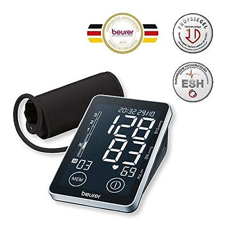 Amazon.com: Beurer BM58 - Monitor de presión arterial ...