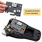 Absonic Compatible Label Tape Replacement for