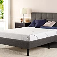 Sleep Master 8-Inch Gel Memory Foam Mattress, Twin