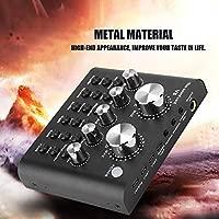 Cambiador de voz profesional, tarjeta de sonido V8 Live con ...