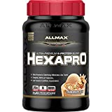 Allmax Hexapro 6-Protein Blend, Cinnamon Bun, 3 Pounds