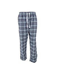 Cargo Bay Mens Plaid Pattern Flannel Pyjama Bottoms/Lounge Pants