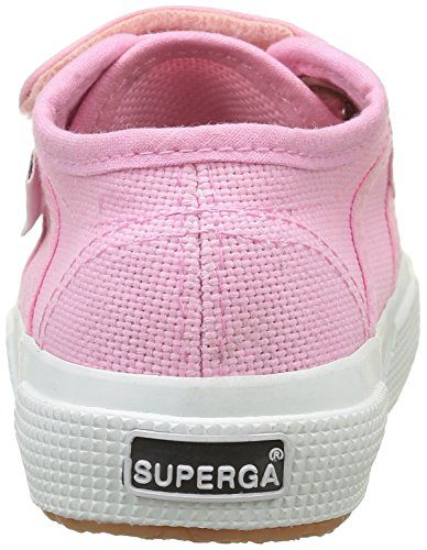 Superga 2750-Jvel Classic, Zapatillas de Tenis Unisex Niños Rose (V28 Begonia Pink)
