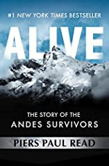 The #1 New York Times bestseller and the true story behind the film: A rugby team resorts to the unthinkable after a plane crash in the Andes. Spirits were high when the Fairchild F-227 took off from Mendoza, Argentina, and headed for ...