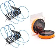 AirFly Custom Made Crab Snares(2 Packs) Super Cast Crabbing Braided Line