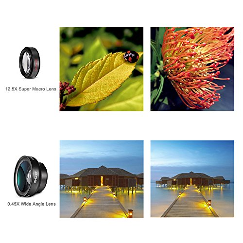 TECHO Universal Professional HD Camera Lens Kit For IPhone