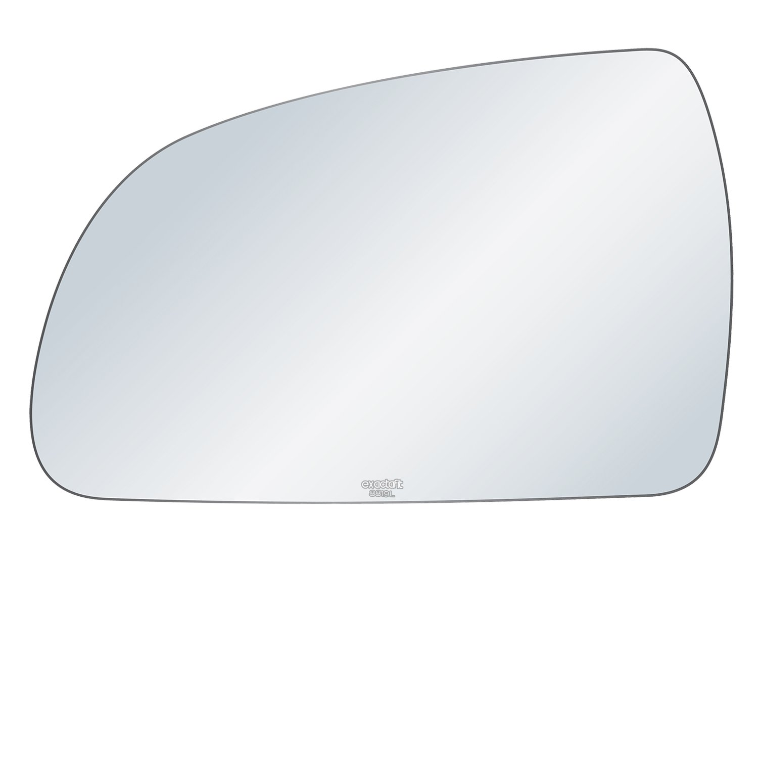 K Source 2005-2011 Toyota Tacoma Passenger RH Side Replacement Mirror Glass