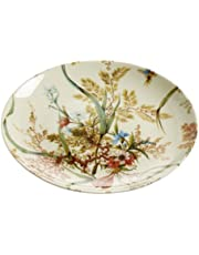 Maxwell & Williams WK00520 Kilburn bord, taartbord, ontbijtbord, Cottage Blossom, 20 cm, in geschenkdoos, porselein