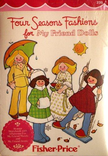 Four Seasons Fashions for My Friend Dolls, 15