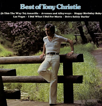 Tony Christie - Best Of Tony Christie - MCA Records - MCL 1602, MCA Records - COPS 10132 (Tony Christie Best Of Tony Christie)