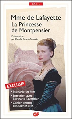 """Résultat de recherche d'images pour """"la princesse de montpensier livre"""""""